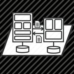 architecture, data, data architecture, document, enterprise architecture, file, togaf icon