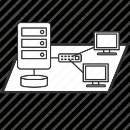 communication, enterprise architecture, infrustructure architecture, it-architecture, technology, technology architecture, togaf icon