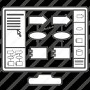 archi, enterprise architecture, enterprise architecture modelling, interface, modeling tool, application, design icon