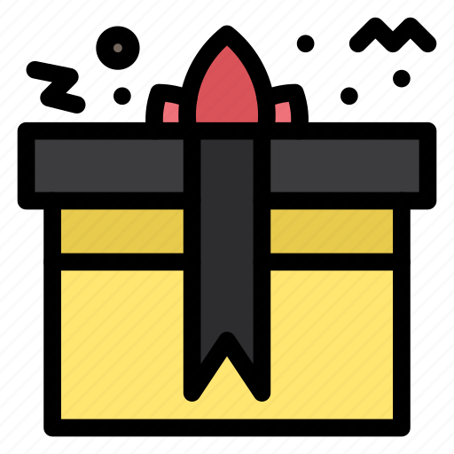 birthday, box, gift, package, present icon
