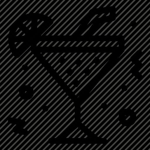Beverage, drink, glass, lemon icon - Download on Iconfinder