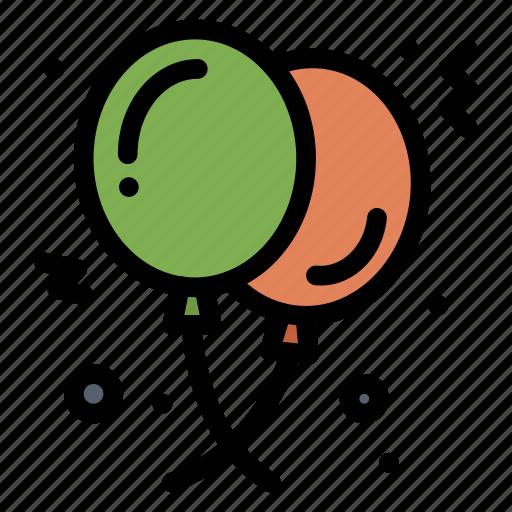 Balloon, balloons, birthday, celebration, party icon - Download on Iconfinder