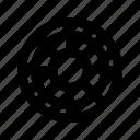 wheel, gambling, entertainment icon