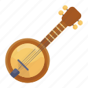 banjo, classical sitar, electrical amplifier, musical instrument, sitar, sitar music icon