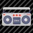 audio tape, cassette, cassette tape, mainframe tape, mix tape, recording device, tape icon