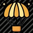 transportation, air, trip, flight, fly, hot, balloon