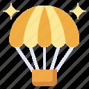 transportation, hot, flight, fly, air, trip, balloon