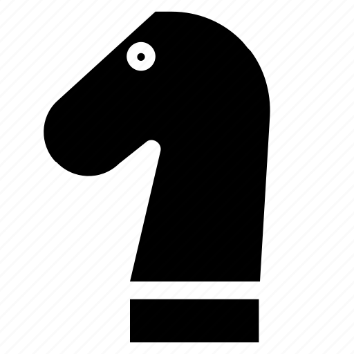 Chess, entertainment, horse, strategy icon - Download on Iconfinder