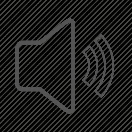 entoni, speaker, volume icon