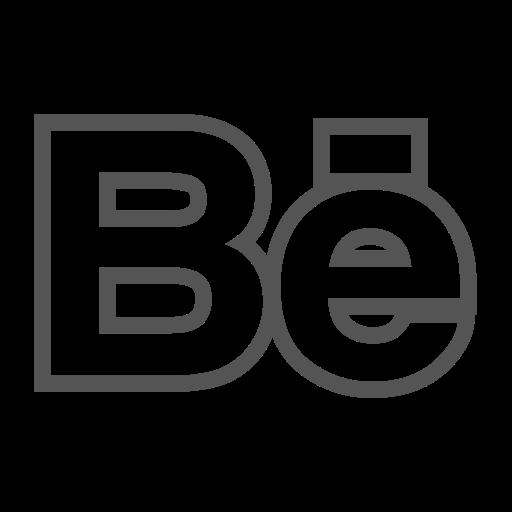 behance, entoni icon