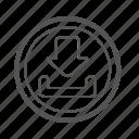 download, entoni icon