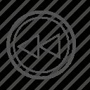 entoni, media, previous icon