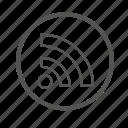 entoni, rss icon