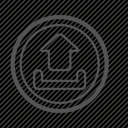 entoni, upload icon