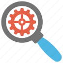 keyword research service, operational research, research optimization, seo optimization, seo service icon