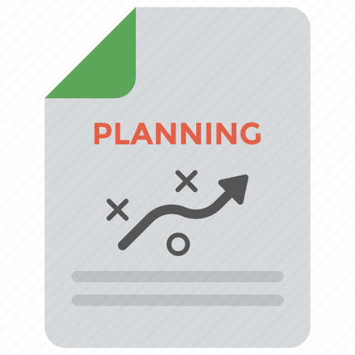 activity, planning, scheming, strategic planning, tactical planning icon