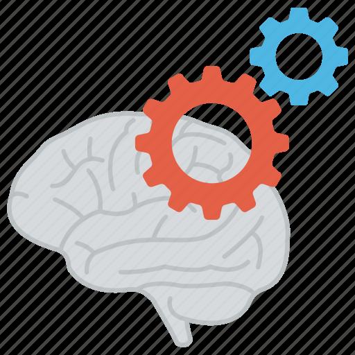 brain fitness, creative brain, creative thinking, headgear, thinking icon