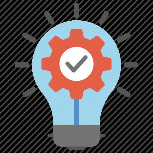 creative idea, genius, idea, innovation, intelligence icon