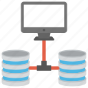 application server, computer network, networked computer, proxy server, server icon