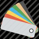 colors chart, paint swatch, color catalogue, pantone, colours palette
