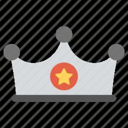 crown, king crown, princess, queen crown, royal icon