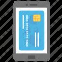 banking app, financial transaction, mobile banking, mobile banking service, online banking icon