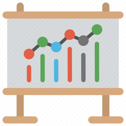 market research, market trend, marketing strategy, presentation, stock market icon