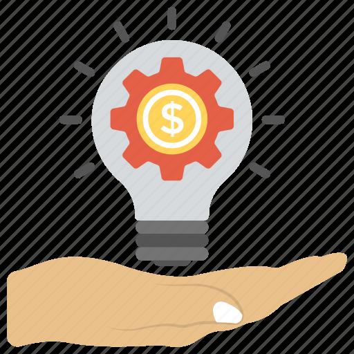 capitalist, entrepreneurship, financier, investor, shareholder icon