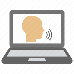communication technology, information and communication technology, information technology, internet technology, online communication icon