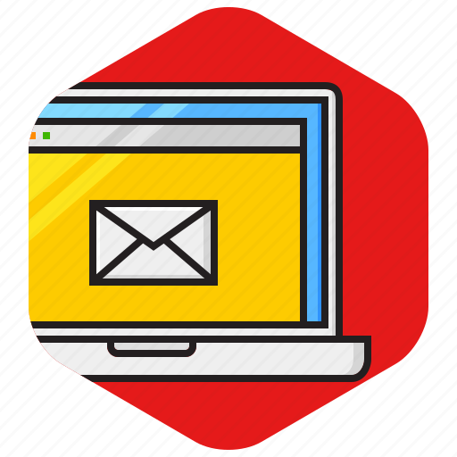 app, email, email client, mail, message, outlook icon