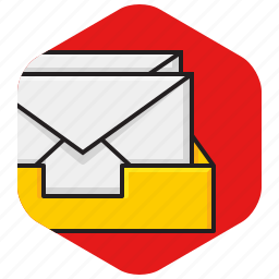 email, emails, envelope, inbox, mail icon