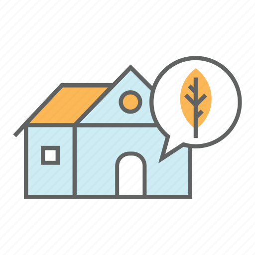 eco, efficiency, energy, environment, green, home, house icon
