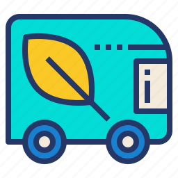 car, eco, energy, green, transportation icon