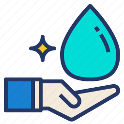 drop, eco, environment, save, water icon