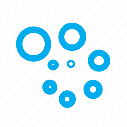 active, bubble, bubbles, eco recycling, progress, recycle, twister icon