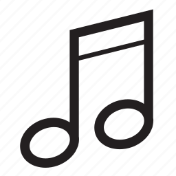 audio, melody, music, note, notes, sheet, song icon
