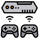 console, game, gamepad, joystick, portable icon