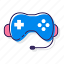 controller, esport, game icon