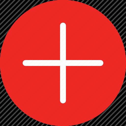 add, addition, create, new, plus, plus sign icon