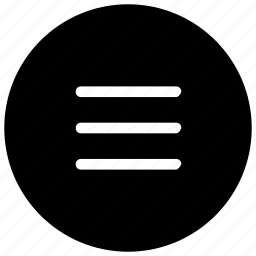 lines, list icon