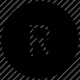 letter, script icon