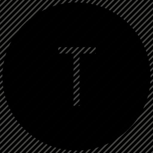 Alphabet, t, abc, font, letter icon - Download on Iconfinder