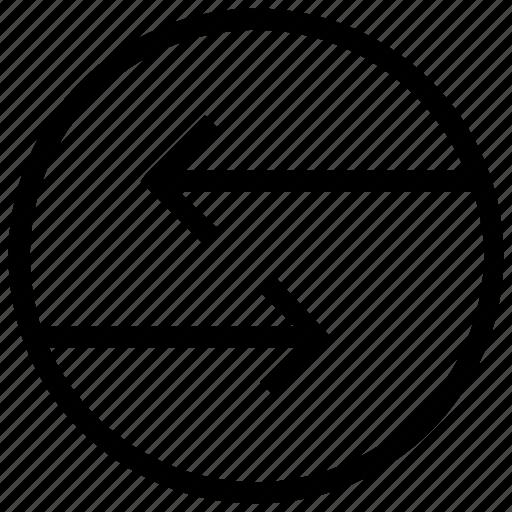 data, transfer icon