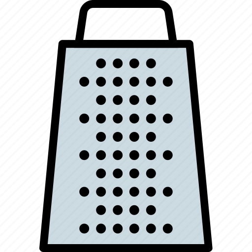 box, grate, grater, kitchen, peeler, slicer, tool icon