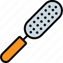 cooking, grater, microplane, tool icon