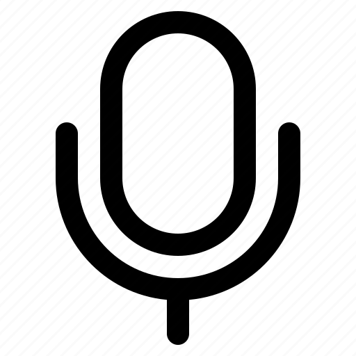 essential, interface, mic, microphone, sound, ui, user icon