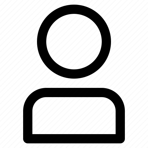 account, essential, interface, profile, ui, user icon