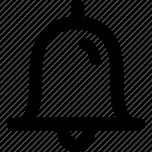alarm, alert, bell, notification, timer, warning icon