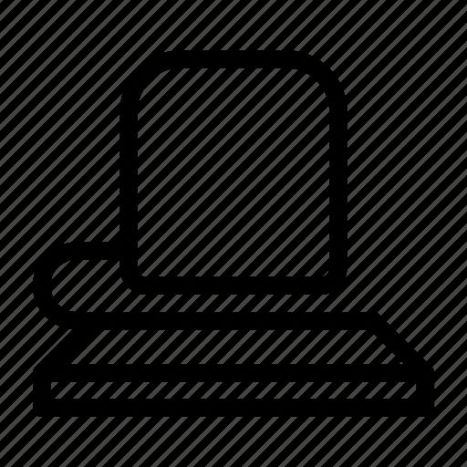 computer, macintosh, vintage, vintage computer icon