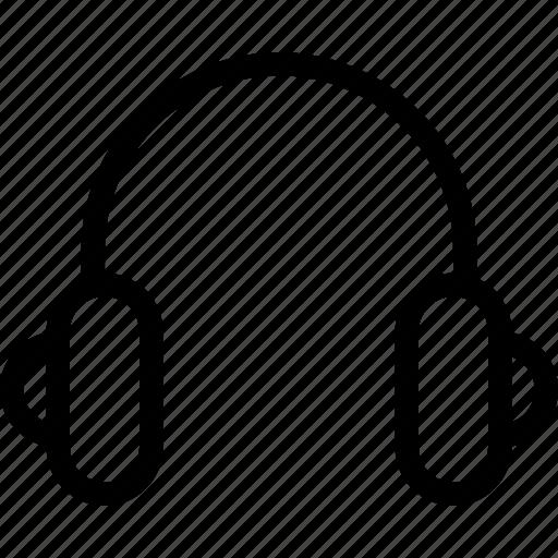 dance, disco, headset, sound icon